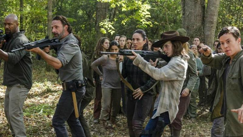 'The Walking Dead's Chandler Riggs Cuts Off His Mullet Following That Morbid Carl Reveal -- See the Pic!