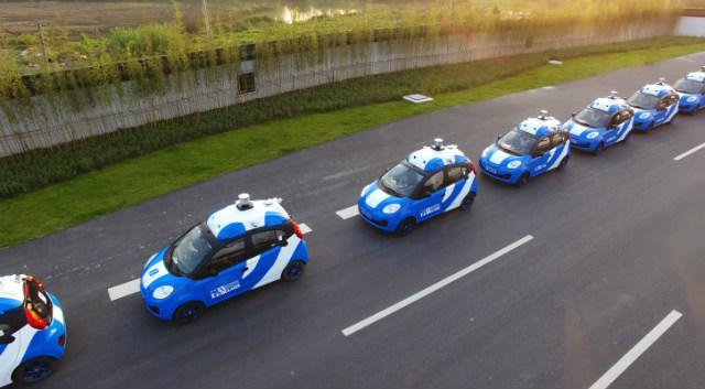 Baidu Self-Driving Cars