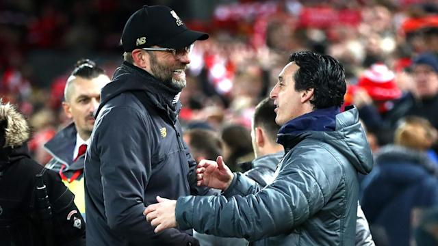 Viewing the Premier League as a race solely between Liverpool and Manchester City makes no sense to Jurgen Klopp, who is wary of Arsenal.