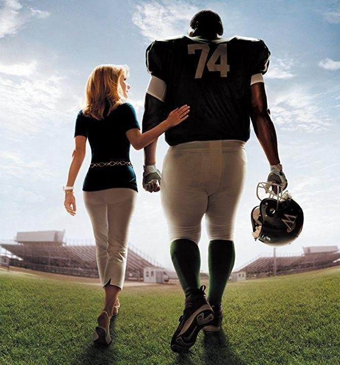 """<p>Michael Oher is probably the NFL's most famous offensive tackle, largely because of a movie based on his life where Sandy Bullock adopts him and teaches the sensitive-but-protective boy about football. In fact, Oher had been playing football for years when he was adopted and says the film has negatively impacted his career. """"People look at me and they don't really see the skills and the kind of player I am,"""" he says. """"Calling me a bust, people saying if I can play or not, that has nothing to do with football. That's why I don't like that movie."""" </p>"""