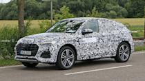 """<p>The <a href=""""https://www.motor1.com/audi/q5/"""" rel=""""nofollow noopener"""" target=""""_blank"""" data-ylk=""""slk:Audi Q5 Sportback"""" class=""""link rapid-noclick-resp"""">Audi Q5 Sportback</a> wears a slightly more arched rear that makes the crossover appear a little more aerodynamic.</p> <h3><a href=""""https://www.motor1.com/news/432522/audi-q5-sportback-spy-photos/"""" rel=""""nofollow noopener"""" target=""""_blank"""" data-ylk=""""slk:2021 Audi Q5 Sportback Can't Hide It's Sloping Roof In New Spy Photos"""" class=""""link rapid-noclick-resp"""">2021 Audi Q5 Sportback Can't Hide It's Sloping Roof In New Spy Photos</a></h3> <br><a href=""""https://www.motor1.com/news/429374/audi-q5-sportback-rendering/"""" rel=""""nofollow noopener"""" target=""""_blank"""" data-ylk=""""slk:Audi Q5 Sportback Will Probably Look Like This"""" class=""""link rapid-noclick-resp"""">Audi Q5 Sportback Will Probably Look Like This</a><br><a href=""""https://www.motor1.com/news/425848/audi-q5-sportback-spy-photos/"""" rel=""""nofollow noopener"""" target=""""_blank"""" data-ylk=""""slk:Audi Q5 Sportback Spied For First Time With Coupe-Like Profile"""" class=""""link rapid-noclick-resp"""">Audi Q5 Sportback Spied For First Time With Coupe-Like Profile</a><br>"""