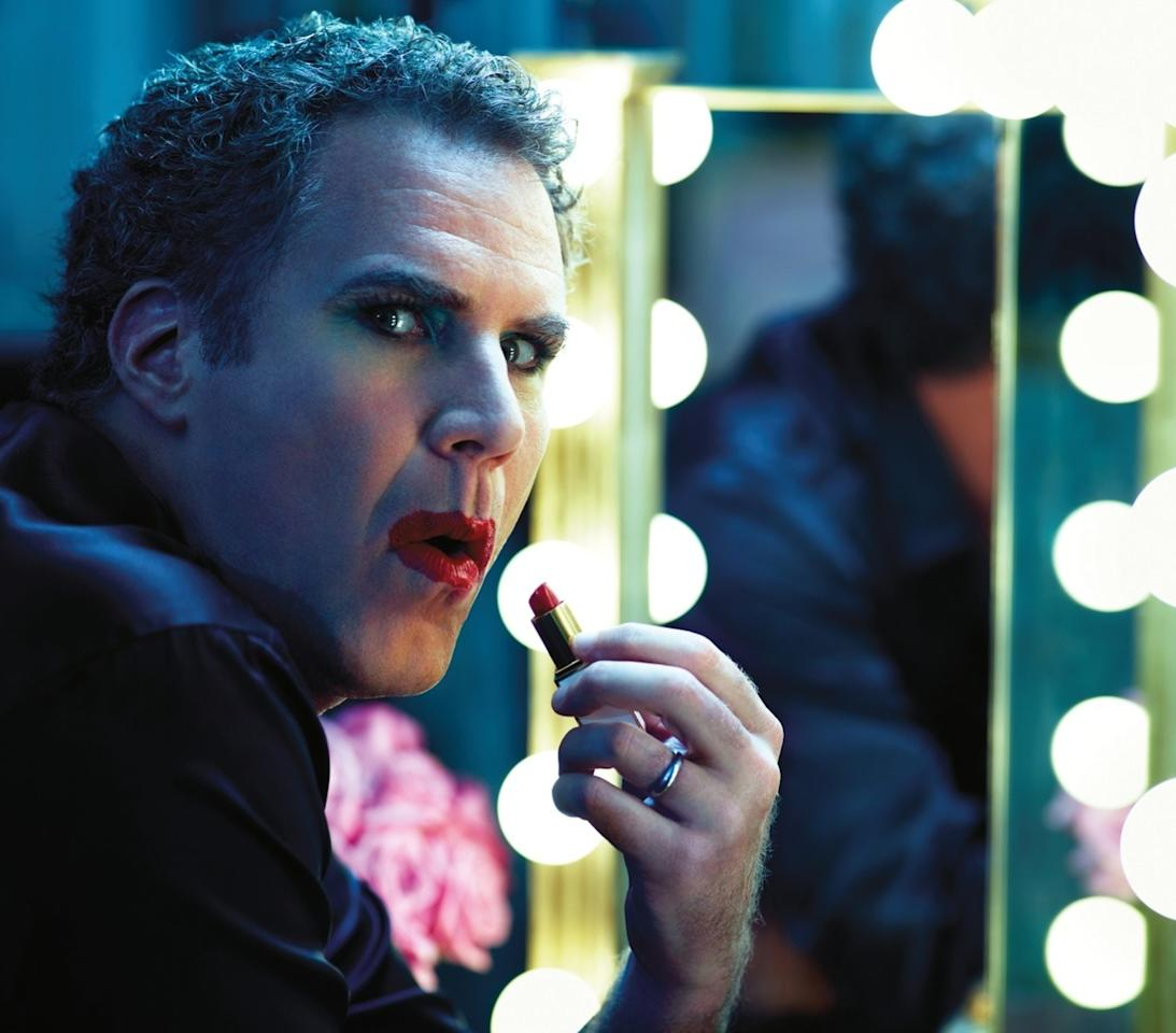 """<p>A controversial <a href=""""https://www.wmagazine.com/topic/the-joker?mbid=synd_yahoo_rss"""">villain</a>? Sure. A topical Halloween costume this year? Definitely.</p> <p>Will Ferrell photographed by Mario Sorrenti for W Magazine, February 2012.</p>"""