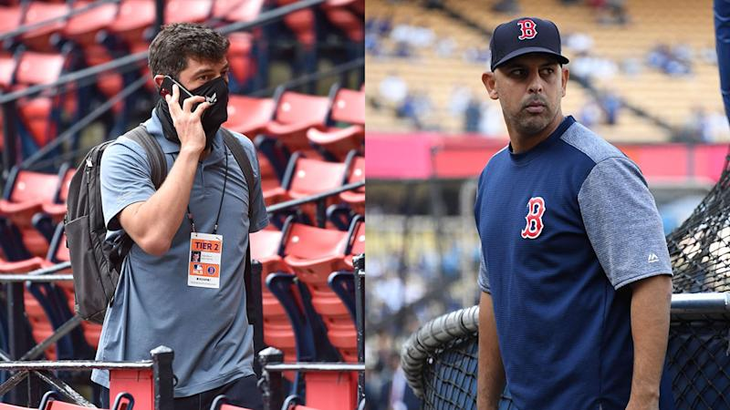Chaim Bloom's confusing answer about Alex Cora spoke volumes about Red Sox managerial opening