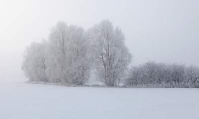 Weather: Snow On The Way As Britain Shivers