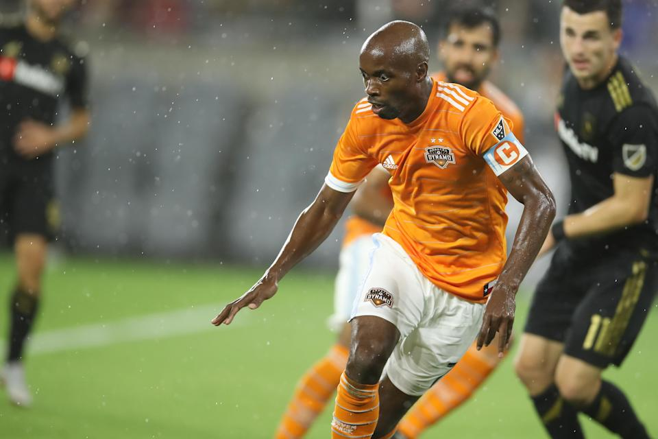 DaMarcus Beasley and U.S. Open Cup champion Houston hope to make a deep run in the CONCACAF Champions League. (Getty)
