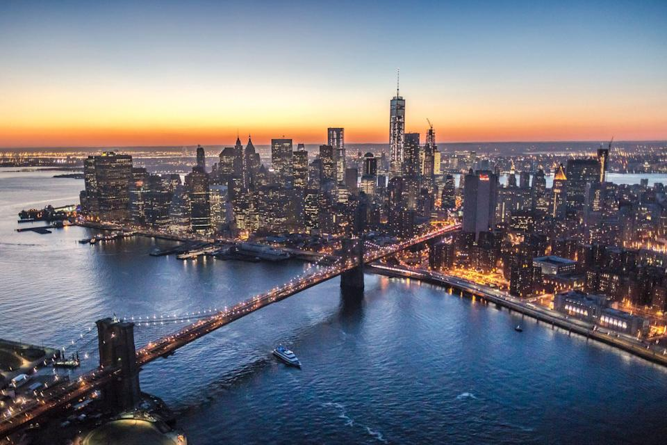 <p>From the best shops and restaurants to experiences you won't find anywhere else, here's how to get the most out of New York City.</p>