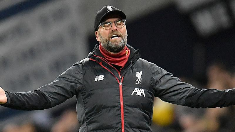 'I wouldn't give a sh*t how tired I was' - Klopp branded a 'disgrace' for playing Liverpool's kids in FA Cup