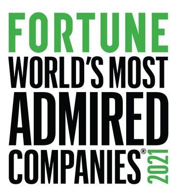 Paychex, Inc. has been named to FORTUNE® magazine's list of the World's Most Admired Companies.