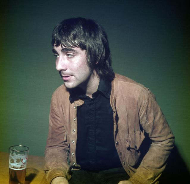 Keith Moon circa 1978. (Photo: George Wilkes/Hulton Archive/Getty Images)