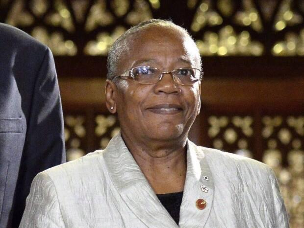 Sen. Wanda Thomas Bernard has been pushing for years for the Canadian government to mark Emancipation Day each Aug. 1. (Justin Tang/The Canadian Press - image credit)