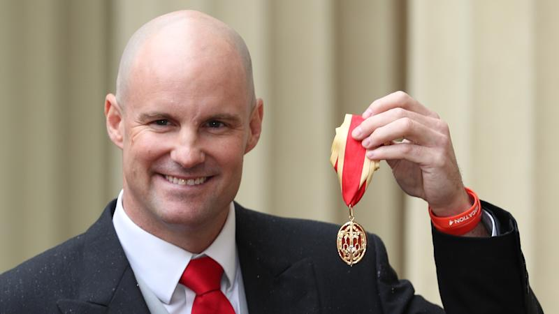 Cricketing knight Andrew Strauss hails England's World Cup heroes