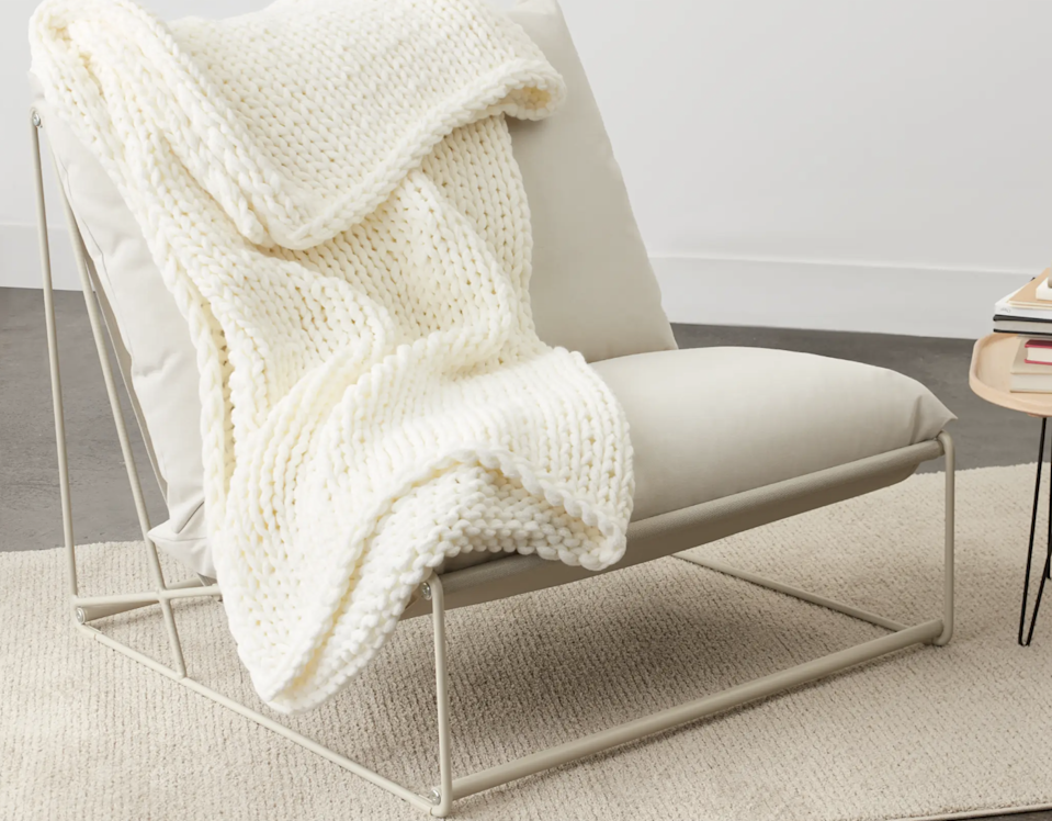 "<h2>BarefootDreams CozyChic Throw Blanket </h2><br>This neutral-colored throw is both inviting and isolated blanket-burrito-worthy. <br><br><strong>Comfort Critics Say:</strong> ""Snatched one up during the anniversary sale and I love it! I had two already one in cream and one in stone. Remember to wash in cold and use very low heat and no fabric softener and these will last you forever. They are so soft, lightweight and snuggly!"" - <em>Barbara A</em><br><br><strong><em><a href=""https://fave.co/37qmKUo"" rel=""nofollow noopener"" target=""_blank"" data-ylk=""slk:Shop Nordstrom"" class=""link rapid-noclick-resp"">Shop Nordstrom</a></em></strong> <br><br><strong>BAREFOOT DREAMS®</strong> CozyChic Throw Blanket, $, available at <a href=""https://go.skimresources.com/?id=30283X879131&url=https%3A%2F%2Fwww.nordstrom.com%2Fs%2Fbarefoot-dreams-cozychic-throw-blanket"" rel=""nofollow noopener"" target=""_blank"" data-ylk=""slk:Nordstrom"" class=""link rapid-noclick-resp"">Nordstrom</a>"