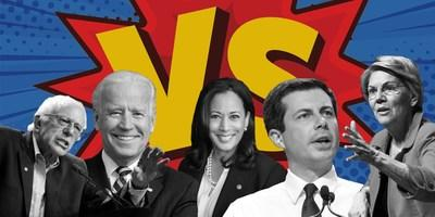 Usability study compares five leading Democratic presidential candidate websites