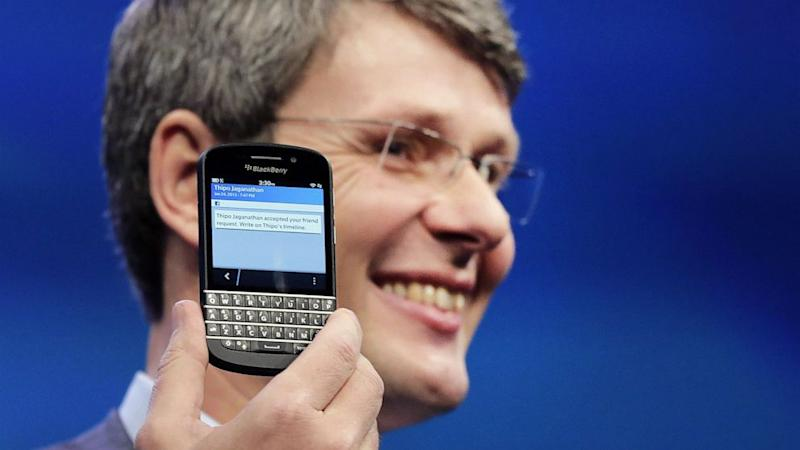 BlackBerry (BBRY) Gets $4.7B Buyout Offer