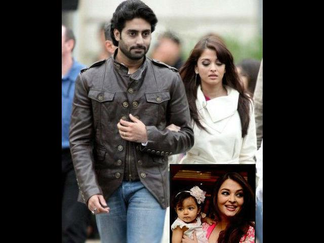 <p><strong>Aishwarya-Abhishek Bachchan</strong><br /><br />If Kate and William's baby will be the new addition to the British royal family, Aaradhya Bachchan is surely born in Bollywood royalty. The most anticipated baby of India, she became a celebrity in her own right even before she was born. Of course if you are the daughter of world's most beautiful woman and a handsome Bollywood hunk and the grand-daughter of Jaya and Amitabh Bachchan, you deserve it.</p>