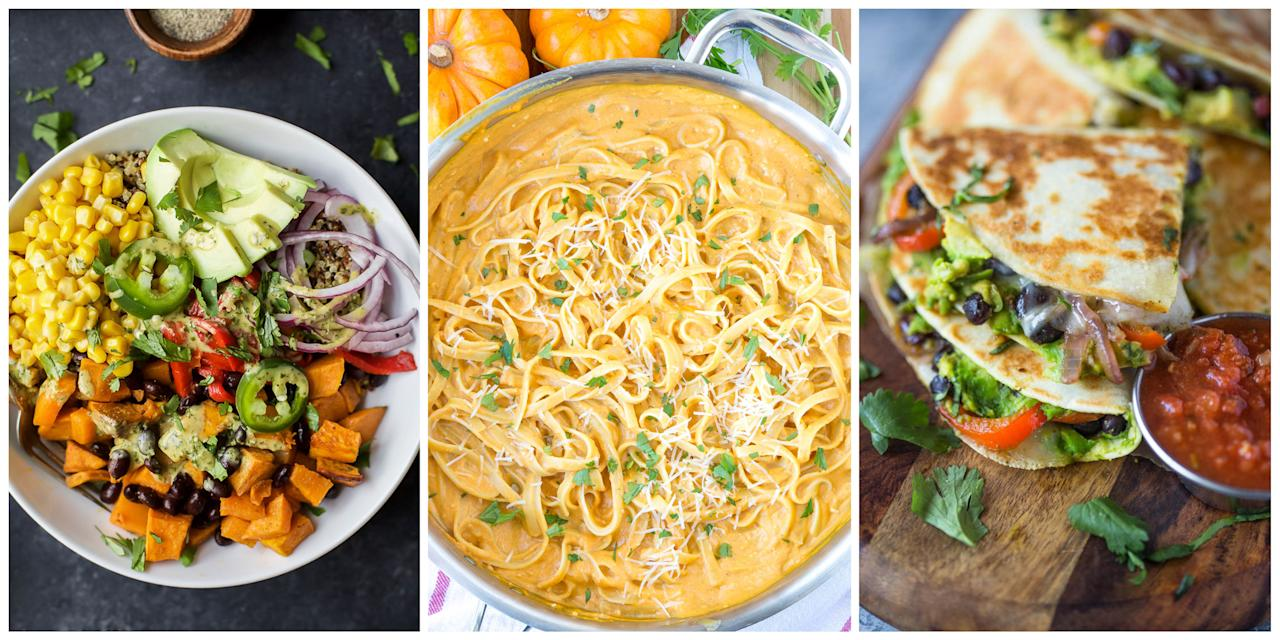 <p>It's hard to find dinner recipes the entire family will be down with, but these quick and easy meals will have everyone's stomachs growling. (Picky eaters, included!)</p>
