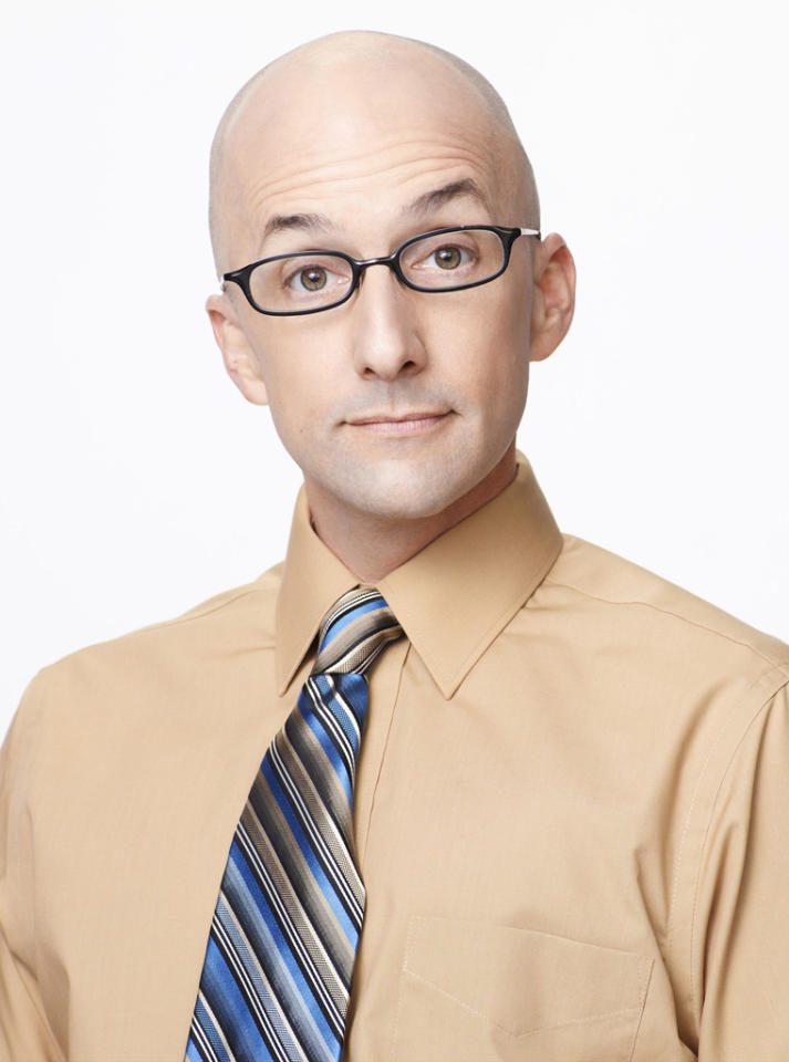 """<b>Jim Rash, """"Community"""" (Supporting Actor, Comedy) </b><br><br>This one's a real longshot, since """"Community"""" can't seem to get any Emmy love at all, and Rash's role as the cheery, cross-dressing Dean Pelton is a minor one. But when we think of the people on TV who make us laugh the most per minute of screen time, Rash is near the top of the list. (His ridiculous costumes alone should merit some kind of award.) Plus, Rash already took home an Oscar earlier this year for co-writing """"The Descendants"""" -- so an Emmy win would get him halfway to an EGOT!"""