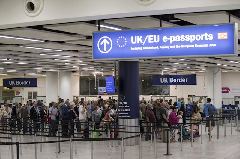Brexit: Staffline dropped after admitting recruiting staff from overseas was a problem: Oli Scarff/Getty Images