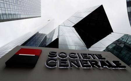 SocGen's shares rise as bank boosts solvency ratio