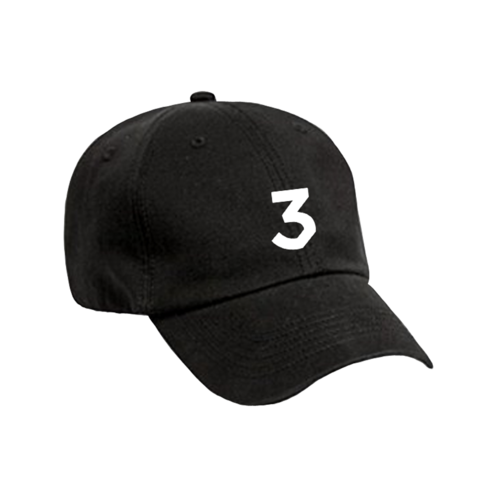 """The New Era x Chance the Rapper Signature """"3"""" Hat Sells Out In a Day d81a5f798d5"""