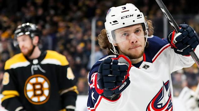 The Rangers sped up their rebuild by landing the biggest free agent on the market while the Canadiens sent out the first offer sheet in more than six years.