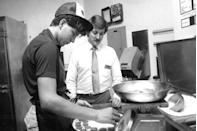 <p>A 15-year-old spent the summer of 1988 mastering the fine art of pizza making.</p>