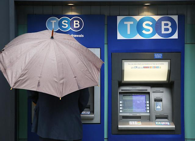Many TSB customers were unable to access accounts on Friday. Photo: Getty Images