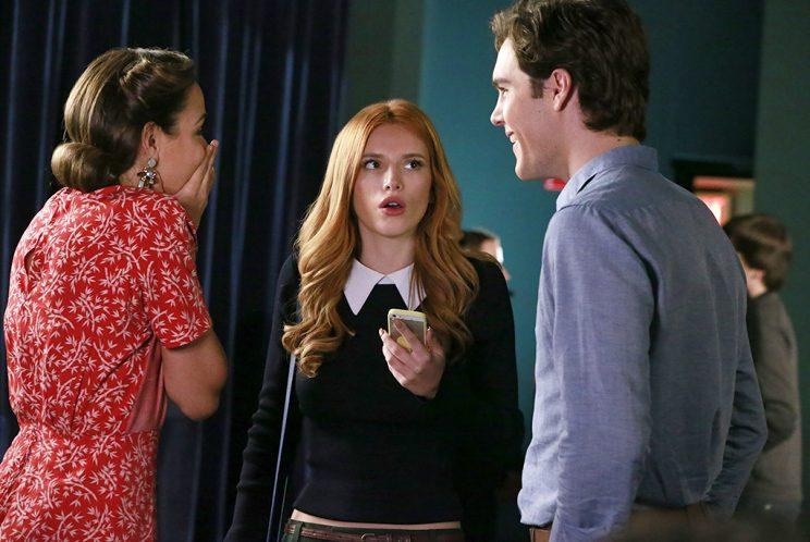 FAMOUS IN LOVE -