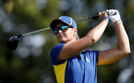 MA  native finishes runner-up in playoff to win LPGA major in Europe