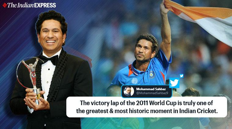Sachin Tendulkar wins Laureus Sporting Moment Award