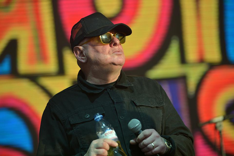Shaun Ryder can't wait until he can get back on the road this year with The Happy Mondays (Photo by Jim Dyson/Getty Images)