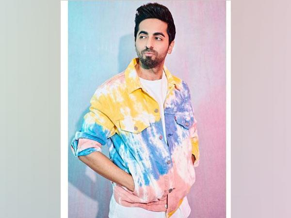 Actor Ayushmann Khurrana