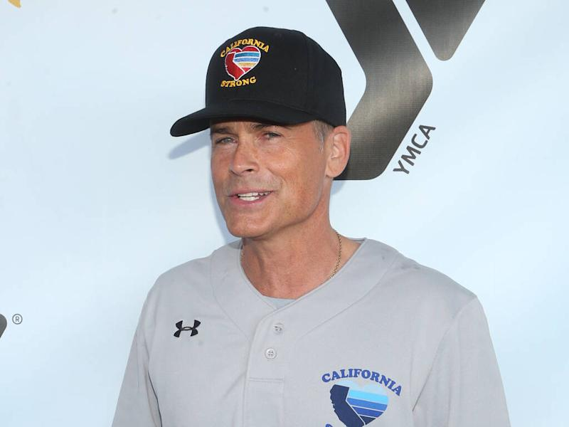 Rob Lowe blames ice cream addiction for gaining extra lockdown pounds