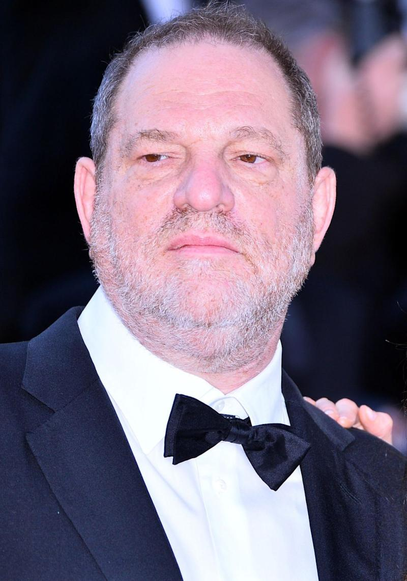 Over 50 women have accused Weinstein (here in 2014) of sexual harassment and sexual assault. Source: Getty