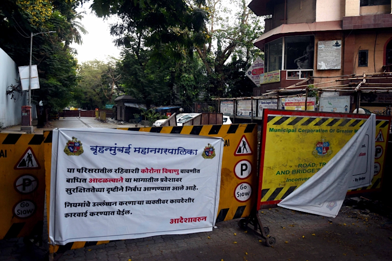 Cops at 'Matoshree' to be Tested for COVID-19 After Tea Stall Owner Near Bungalow Tests Positive