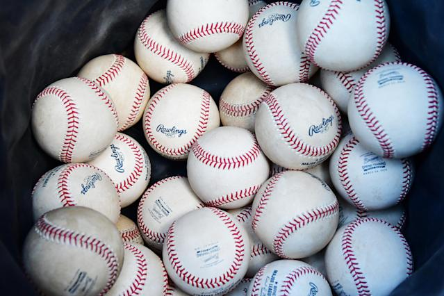 MLB has issued a memo warning players about over-the-counter male enhancement pills. (Photo by Julio Aguilar/Getty Images)