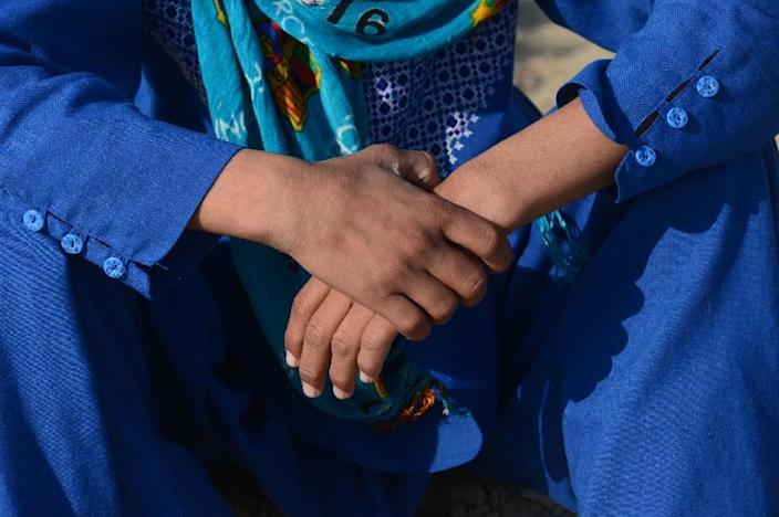 'Bacha bazi', as it is known in Afghanistan, is an entrenched custom of sexual abuse of young boys (AFP Photo/AREF KARIMI)
