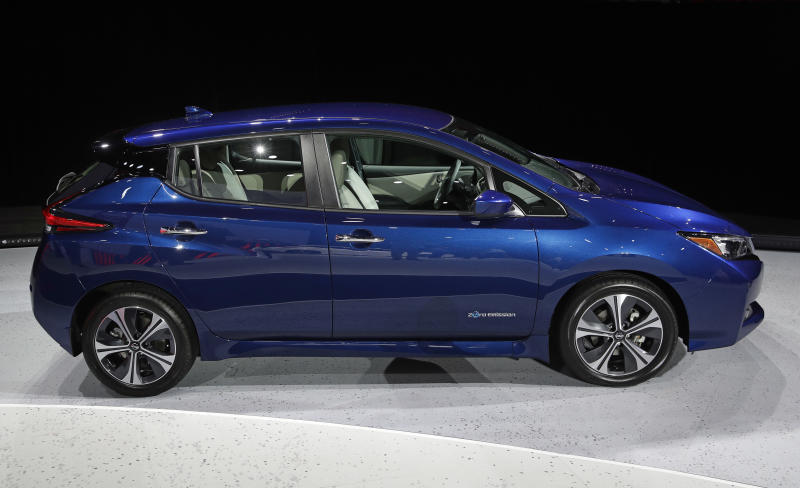 Nissan sales suffer over scandal, but US tax reforms help