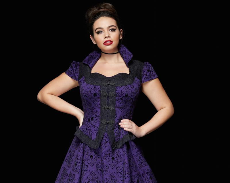 """Torrid is coming out with a """"Once Upon a Time""""-inspired collection and it's a serious fairytale"""