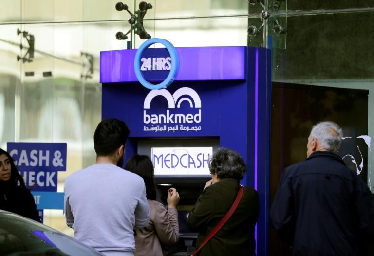 Lebanon's liquidity crisis has prompted banks to impose informal capital controls