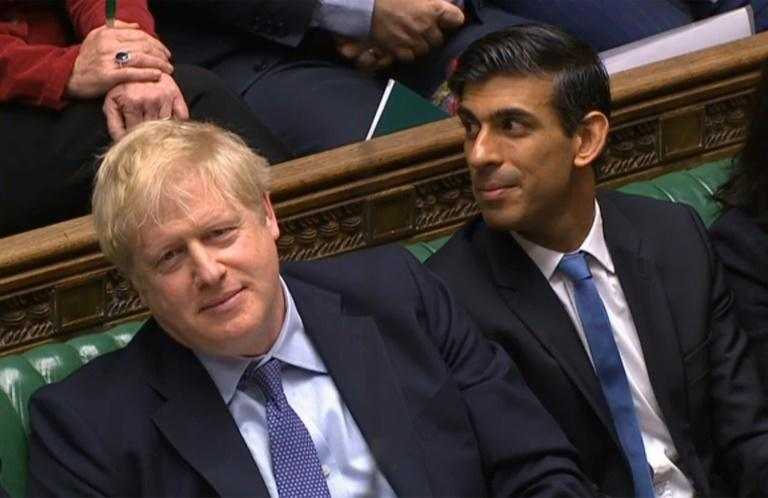 Chancellor of the Exchequer Rishi Sunak is looking to deliver on Boris Johnson's election promises