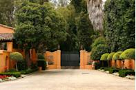 <p>The Hearst mansion in Beverly Hills, California served as the filming location for the home of Jack Woltz in <em>that </em>iconic horse scene. If you know, you know.</p>