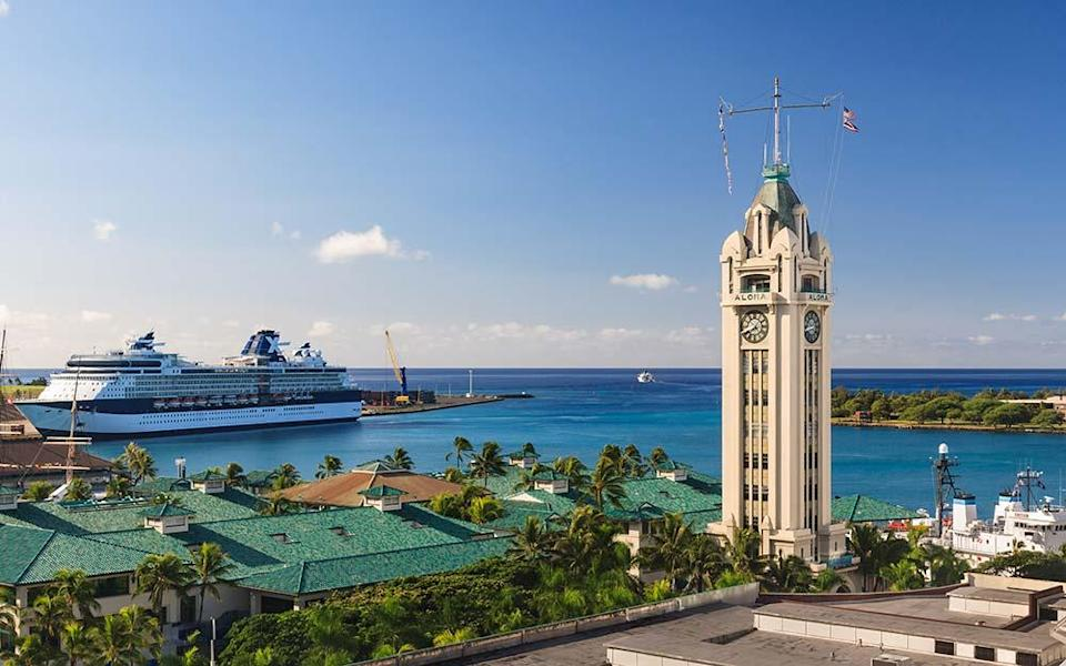 November might see the return of cruise ships in the US - ROBERT JAMES DECAMP