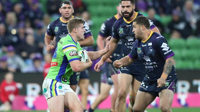 NRL STORM RAIDERS