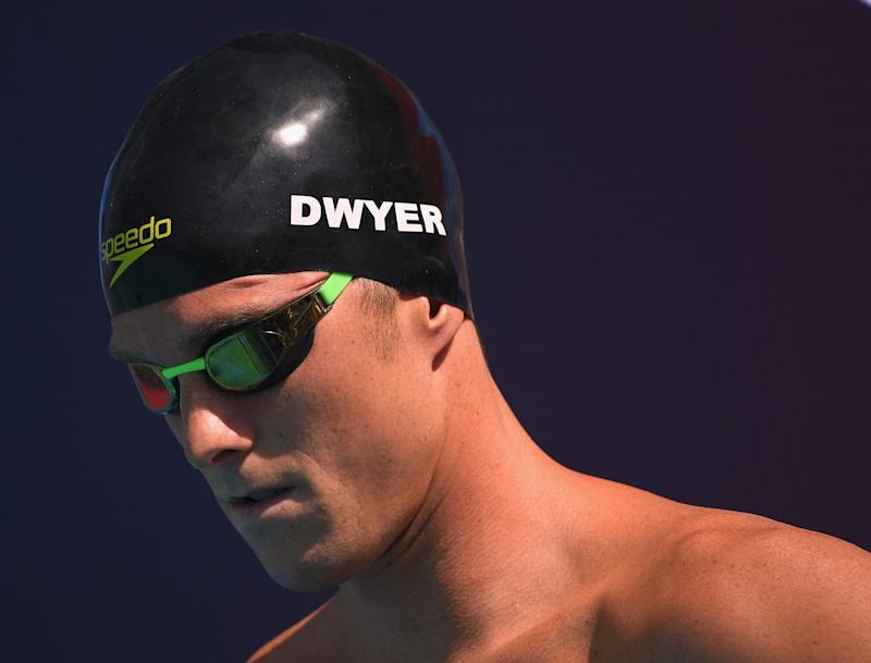 Conor Dwyer, a two-time Olympic gold medalist, was banned through the 2020 Olympics after failing three drug tests last year.