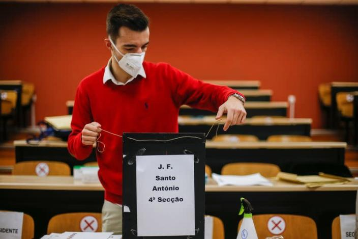 Portugal's presidential election