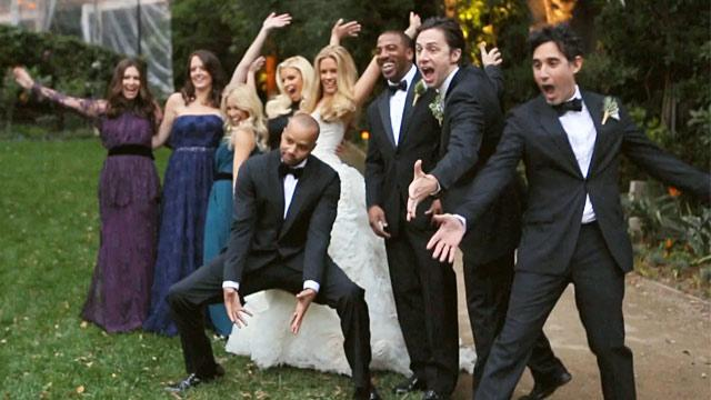 New Photos: Cacee Cobb and Donald Faison's Wedding