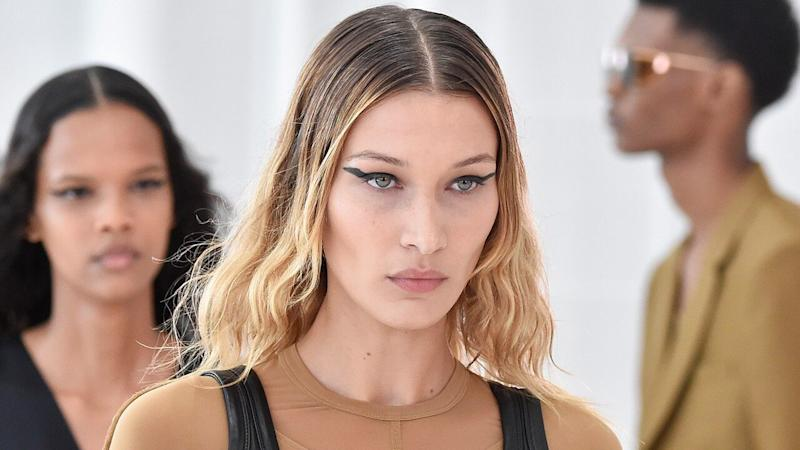 7 Standout Eye Makeup Looks From New York Fashion Week Spring 2020