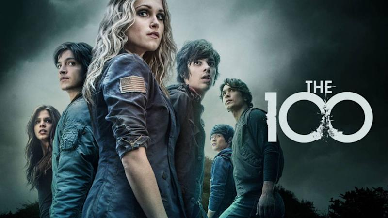 Boyce cast 100 chad the The 100