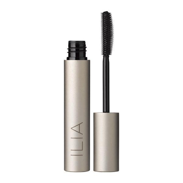 """<p>A black mascara that won't irritate eyes or flake off during the day AKA the perfect gift. <a href=""""http://iliabeauty.com/collections/mascara/products/new-nightfall"""" rel=""""nofollow noopener"""" target=""""_blank"""" data-ylk=""""slk:Ilia Mascara"""" class=""""link rapid-noclick-resp"""">Ilia Mascara</a> ($26) </p>"""